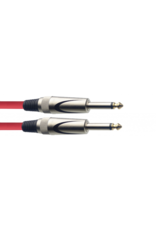Stagg Stagg S-Series Instrument Cable Red 3M 10 ft