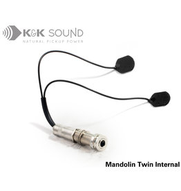 K & K Sound K & K Sound Mandolin Twin Internal Pickup