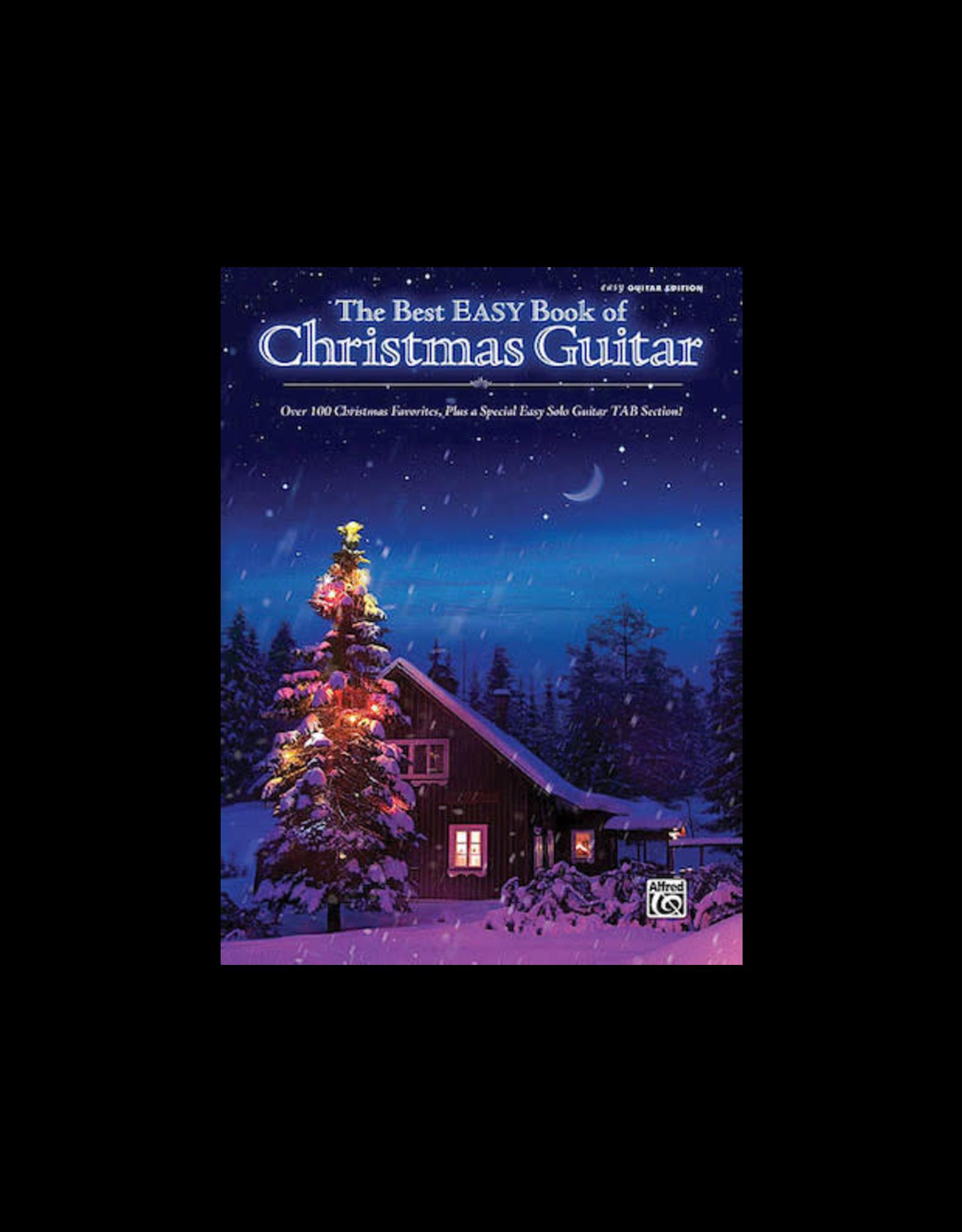 Hal Leonard The Best Easy Book of Christmas Guitar