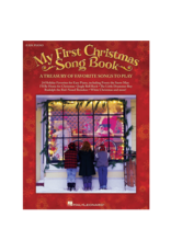 Hal Leonard My First Christmas Song Book Easy Piano