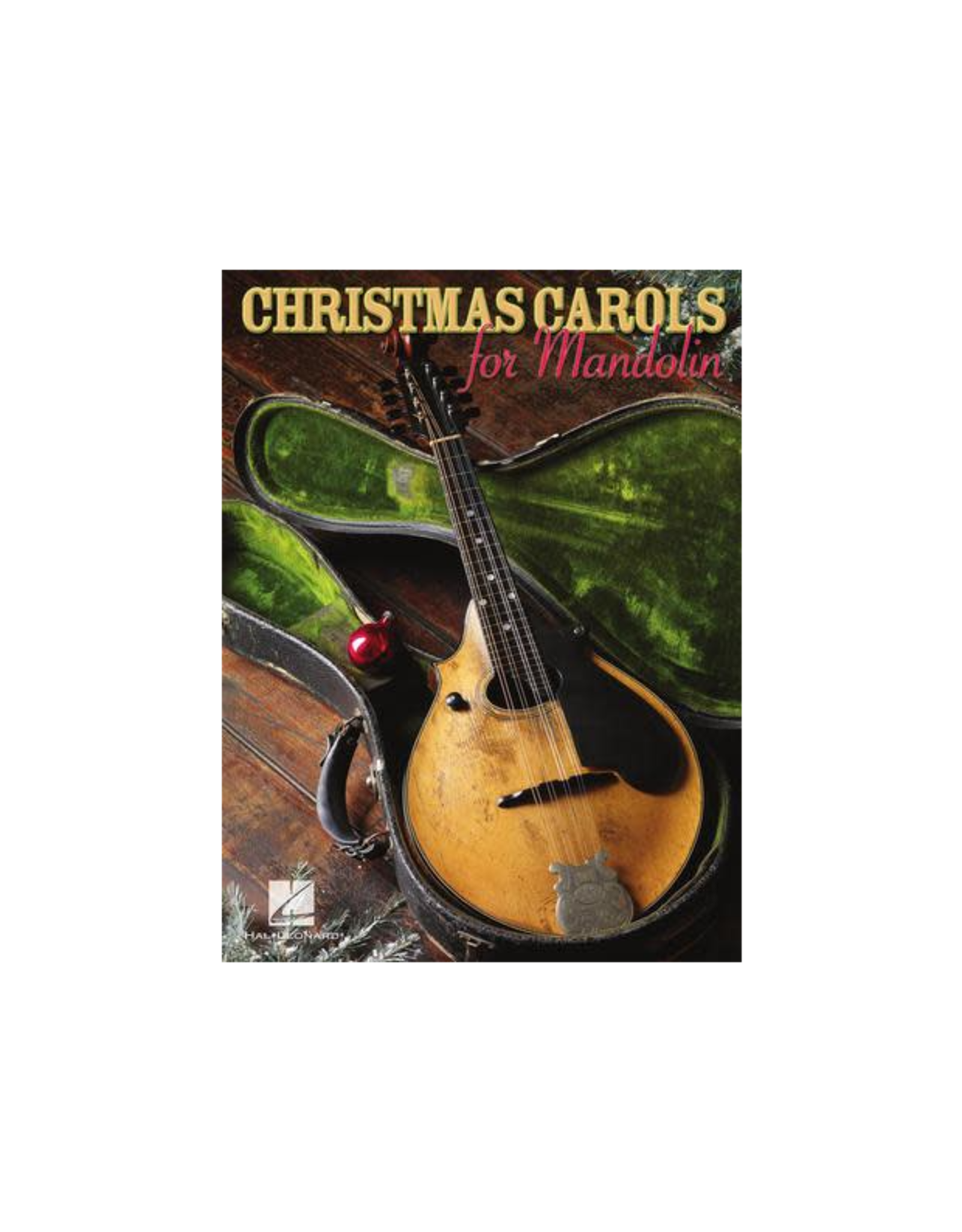 Hal Leonard Christmas Carols for Mandolin