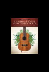 Hal Leonard Hal Leonard Ukulele Christmas Songs with Three Chords