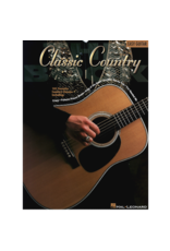 Hal Leonard The Classic Country Book Easy Guitar