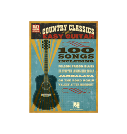 Hal Leonard Country Classics for Easy Guitar