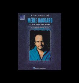 Hal Leonard The Best of Merle Haggard Easy Guitar