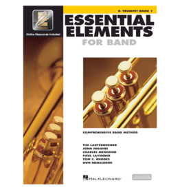 Essential Elements Essential Elements for Band – Bb Trumpet Book 1 with EEi