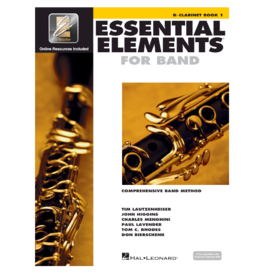 Essential Elements Essential Elements for Band – Bb Clarinet Book 1 with EEi