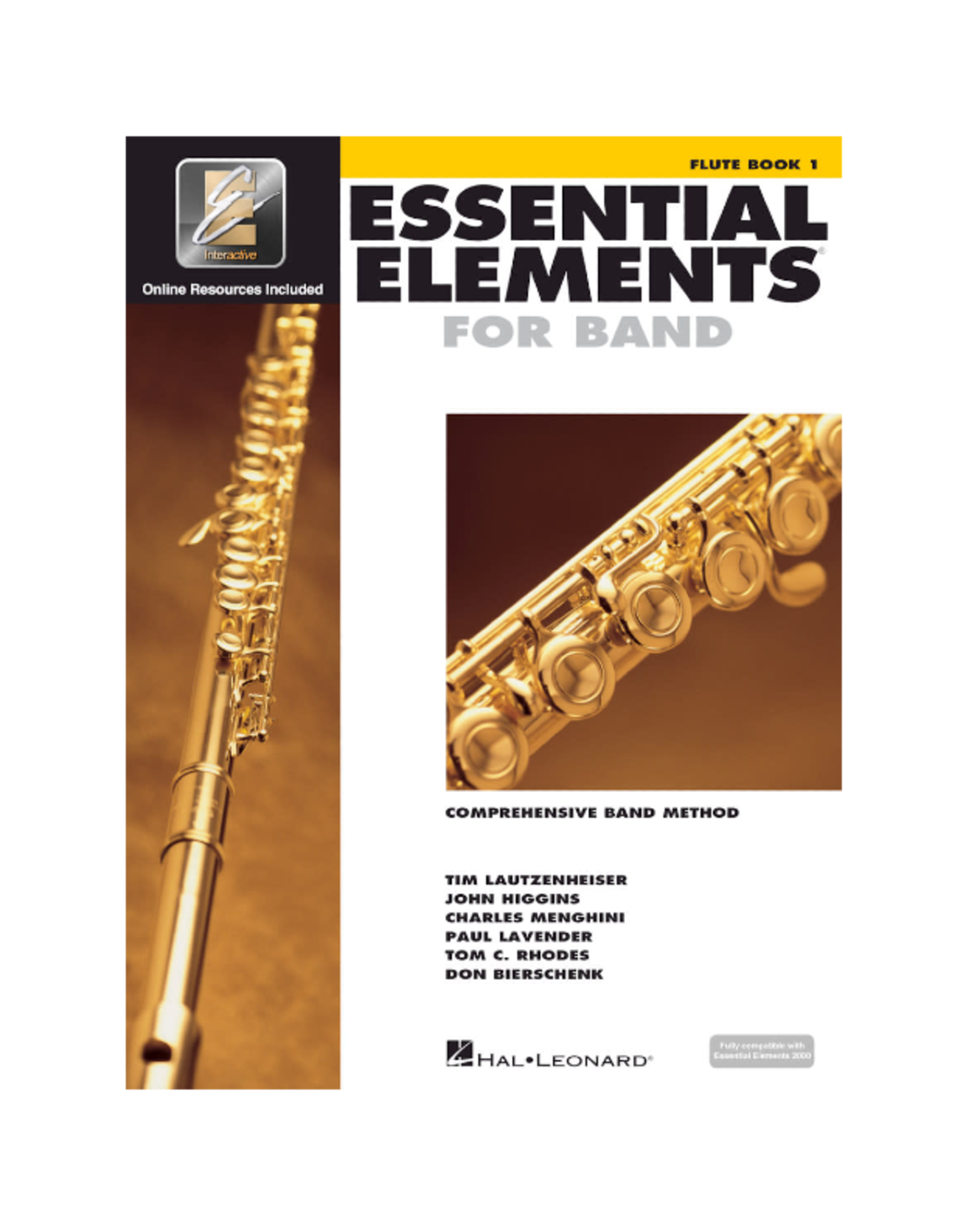 Essential Elements Essential Elements for Band – Flute Book 1 with EEi