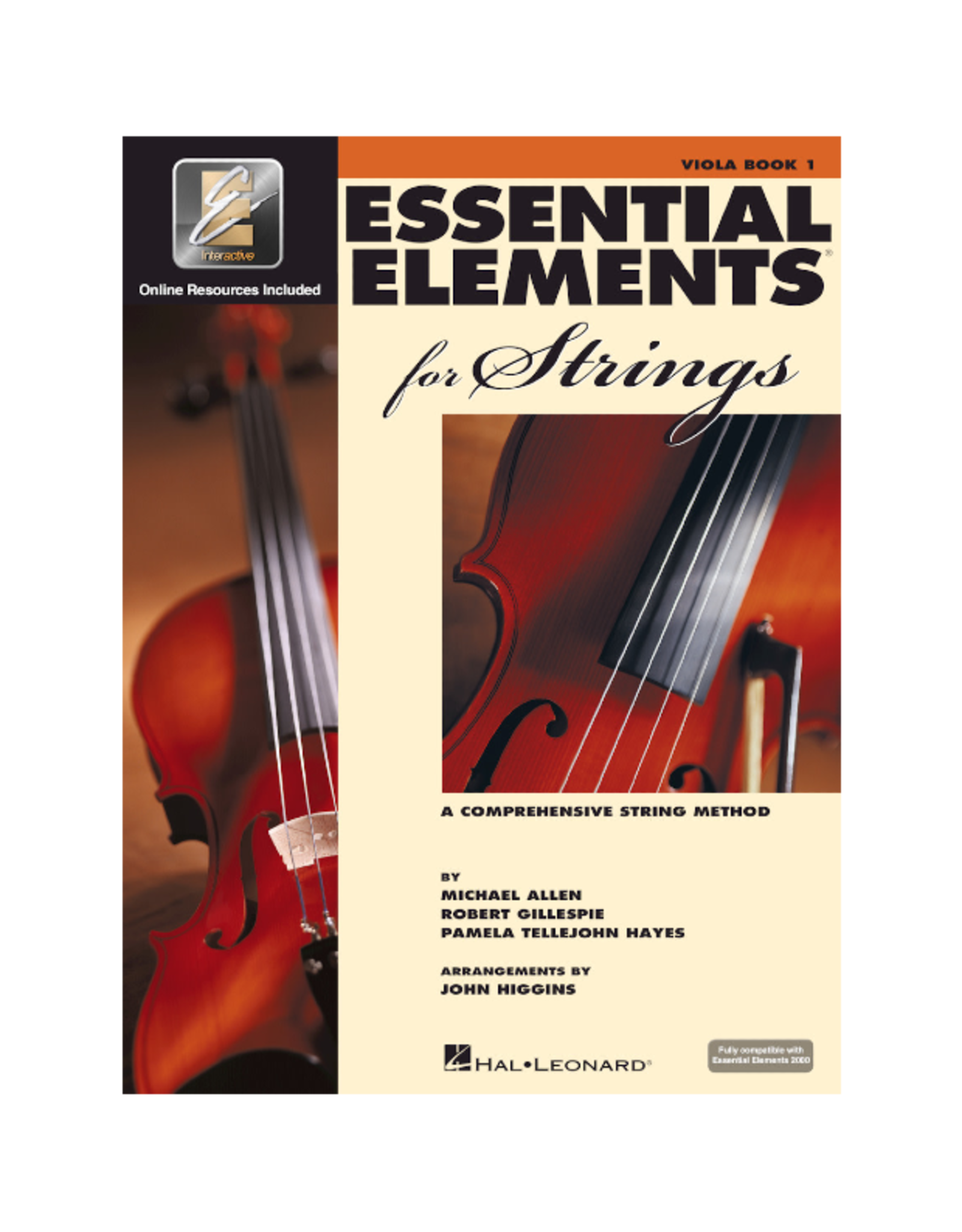Essential Elements Essential Elements for Strings – Book 1 with EEi  - Viola