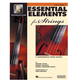 Essential Elements Essential Elements for Strings – Book 1 with EEi  - Violin