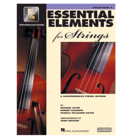 Essential Elements Essential Elements for Strings - Violin Book 2