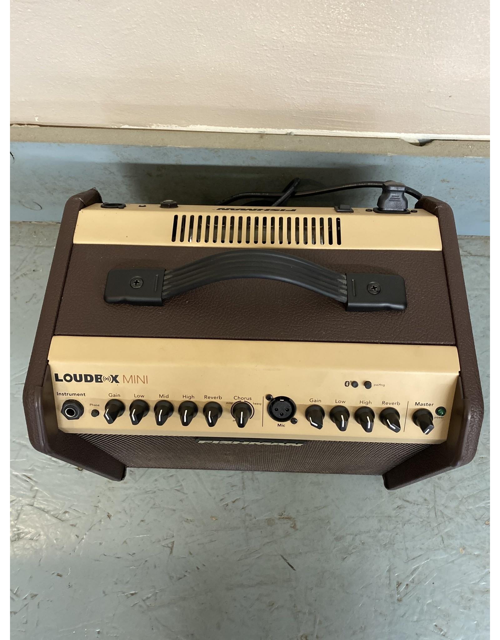 Fishman Fishman Loudbox Mini + BT PRO-LBT-500 (used)