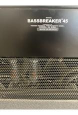 """Fender Fender Bassbreaker 45 2-Channel 45-watt 2x12"""" Guitar Combo (used)"""