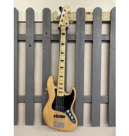 Fender Fender Squier Vintage Modified Jazz Bass V Natural 2016 (used)
