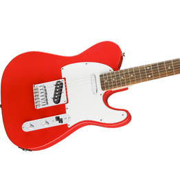 Fender Fender Squier Affinity Series Telecaster Electric Guitar Race Red