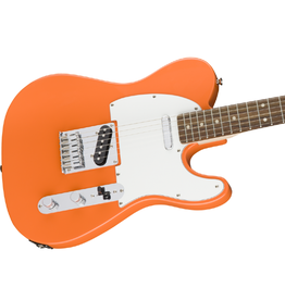 Fender Squier by Fender Affinity Series Telecaster Electric Guitar Competition Orange
