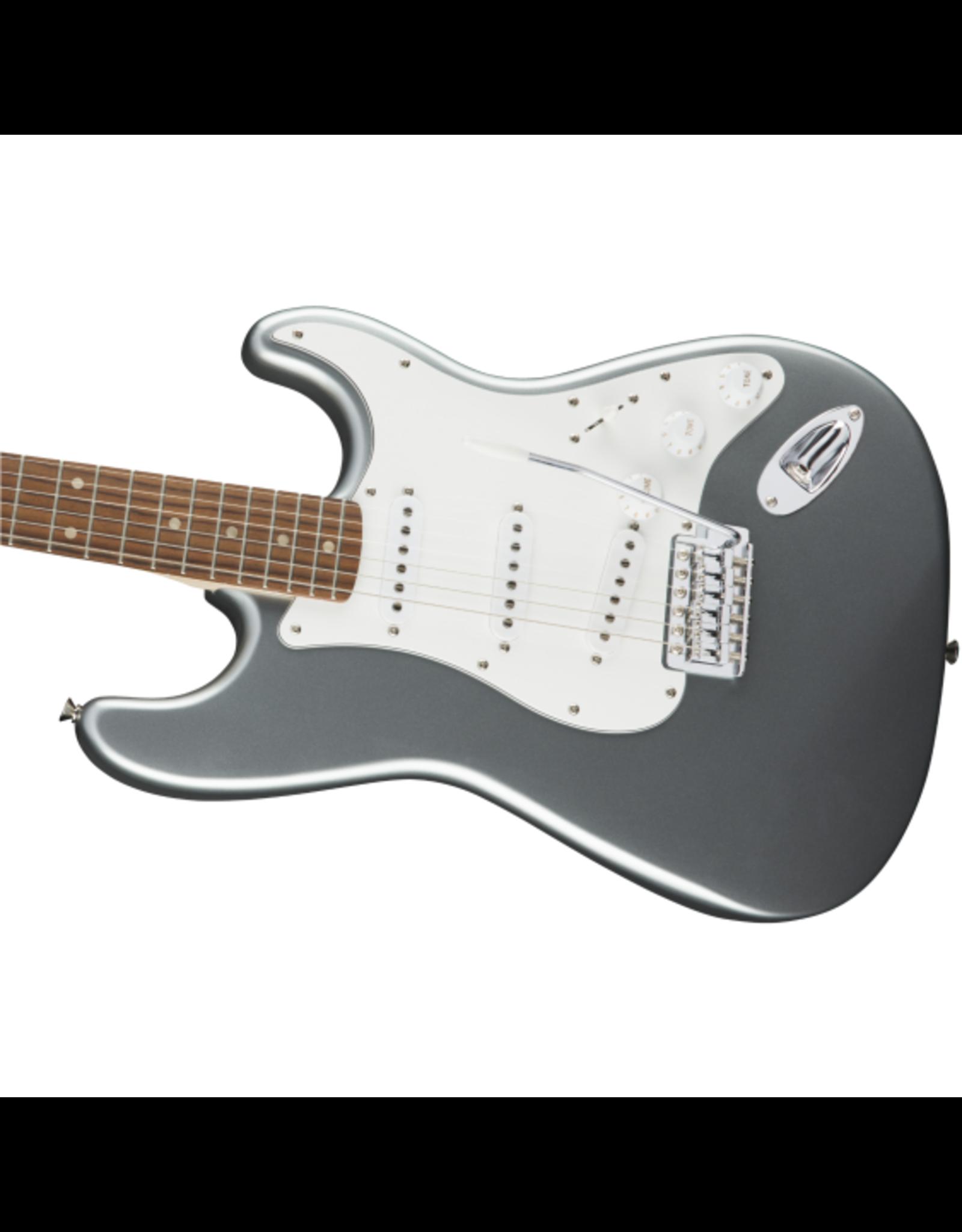 Fender Fender Squier Affinity Series™ Stratocaster®, Laurel Fingerboard, Slick Silver