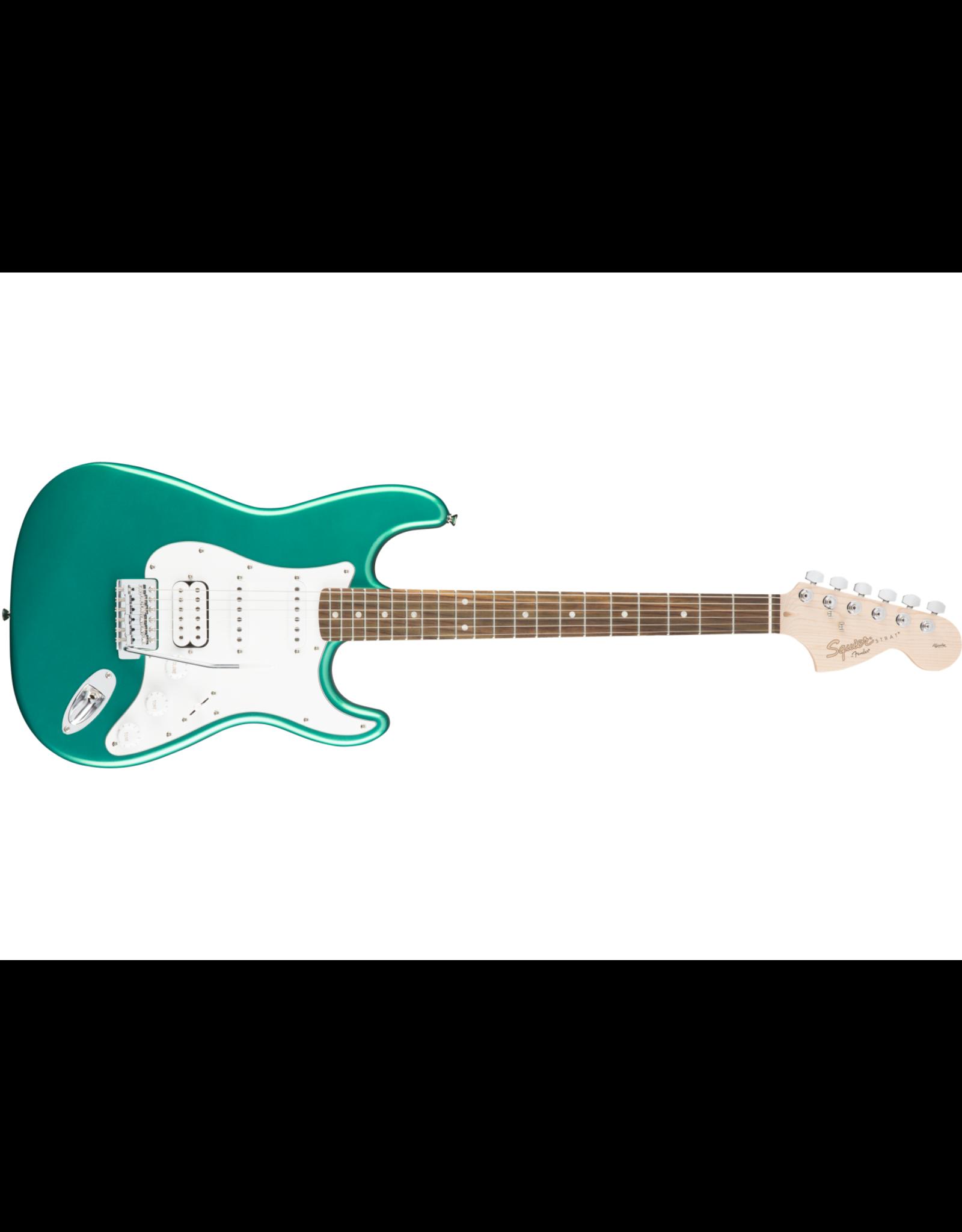 Fender Fender Affinity Series™ Stratocaster® HSS, Laurel Fingerboard, Race Green
