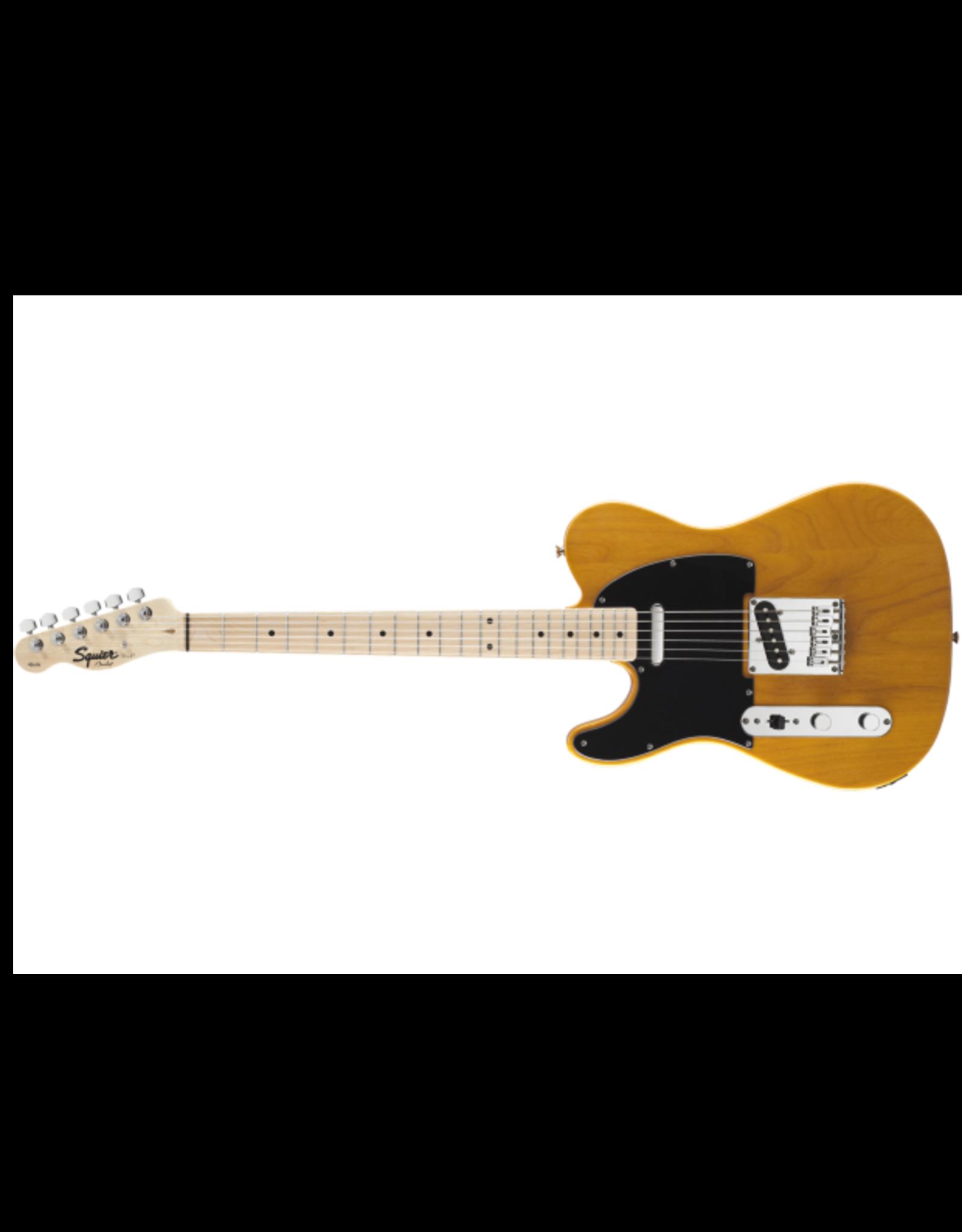 Fender Fender Squier Affinity Telecaster Butterscotch Blonde Lefty