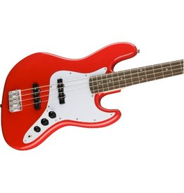 Fender Fender Squier Affinity Series Jazz Bass  Race Red