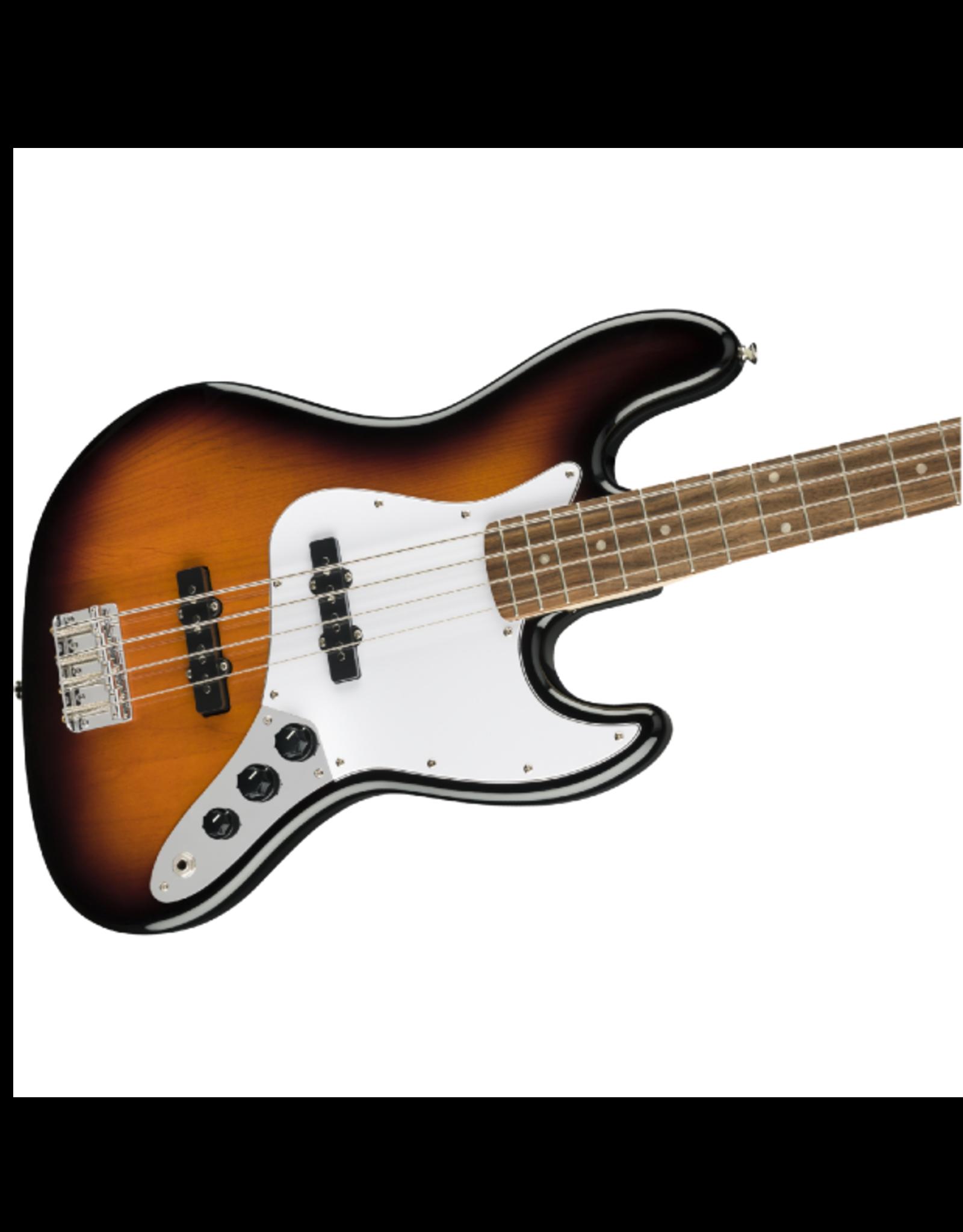 Fender Fender Squier Affinity Series Brown Sunburst Jazz Bass