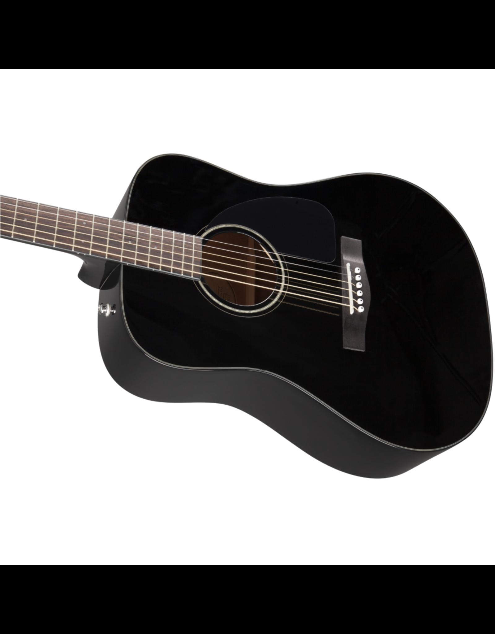 Fender Fender CD-60 V3 Laminated Spruce Black