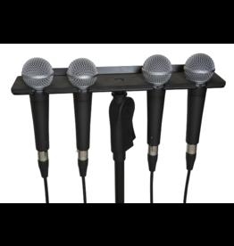 Frameworks Gator Frameworks Multi-Microphone Tray