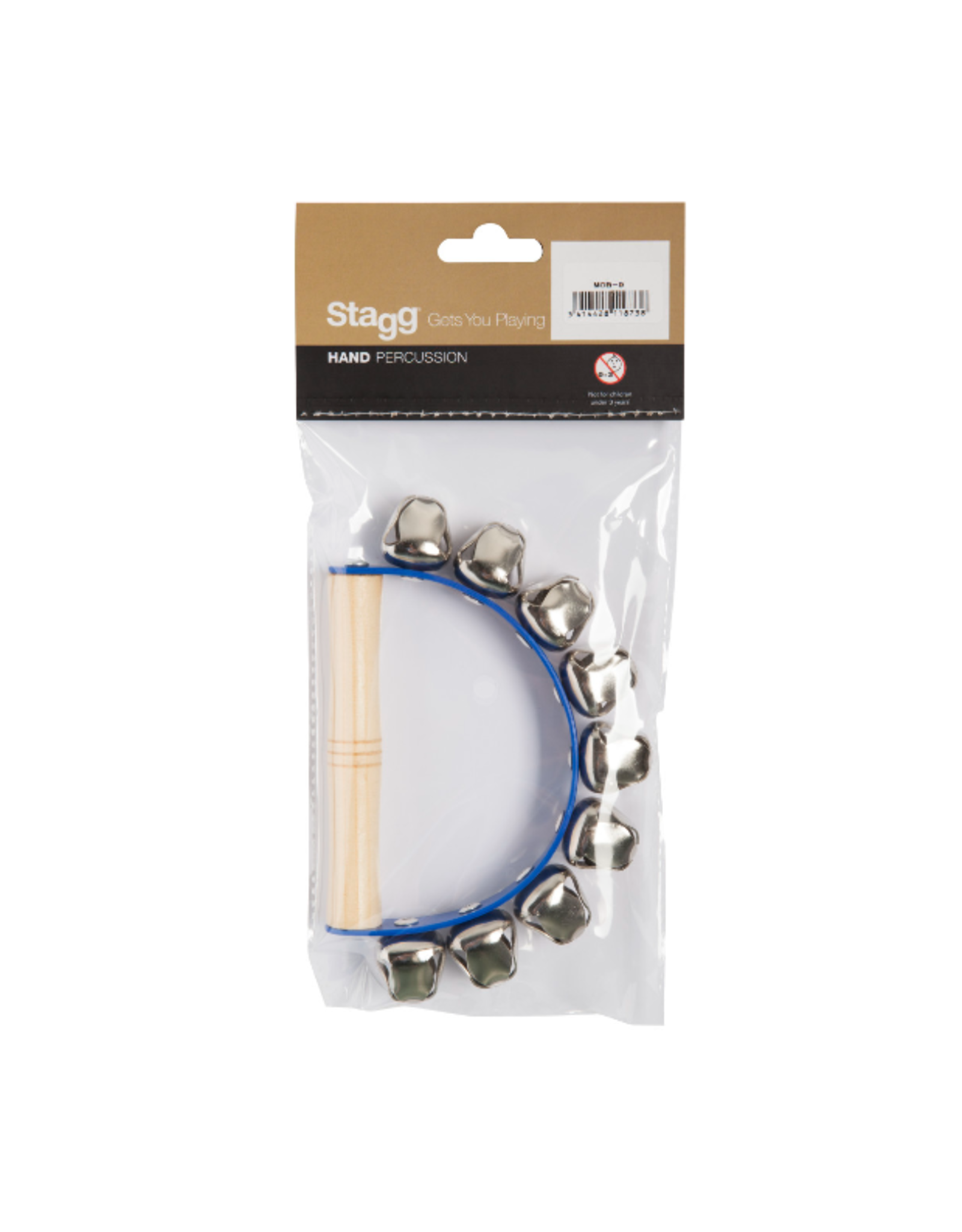 Stagg Stagg Jingle Bells - 9 Bells