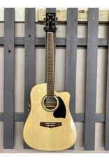 Ibanez Ibanez PF15ECE-NT Dreadnought Acoustic Guitar