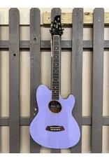 Ibanez Ibanez TCY10E Talman Lavender High Gloss Acoustic Guitar