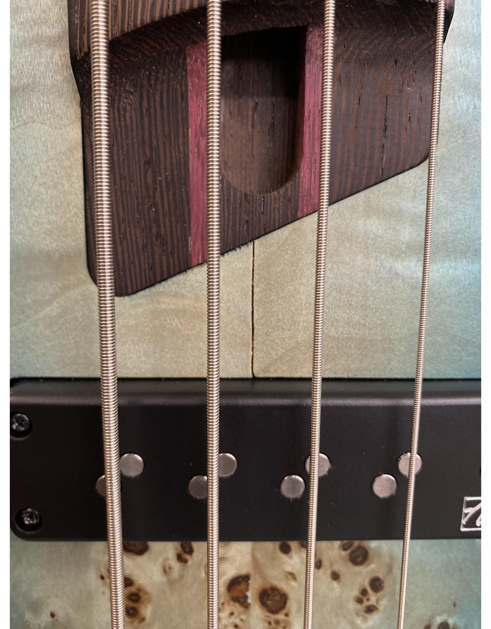 Ibanez Ibanez SR1600B Premium Caribbean Shoreline Flat Bass (BLEM)