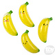 Toy Network Squeezy Bead Banana
