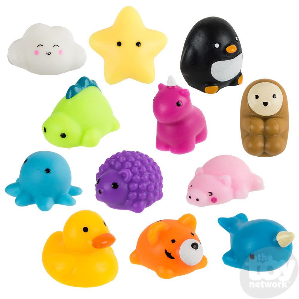 Toy Network Stretchy Gummies Animals 2.75in