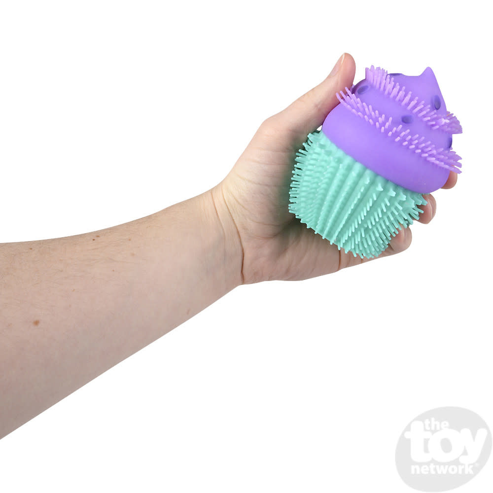Toy Network Puffer Cupcake 3.5in