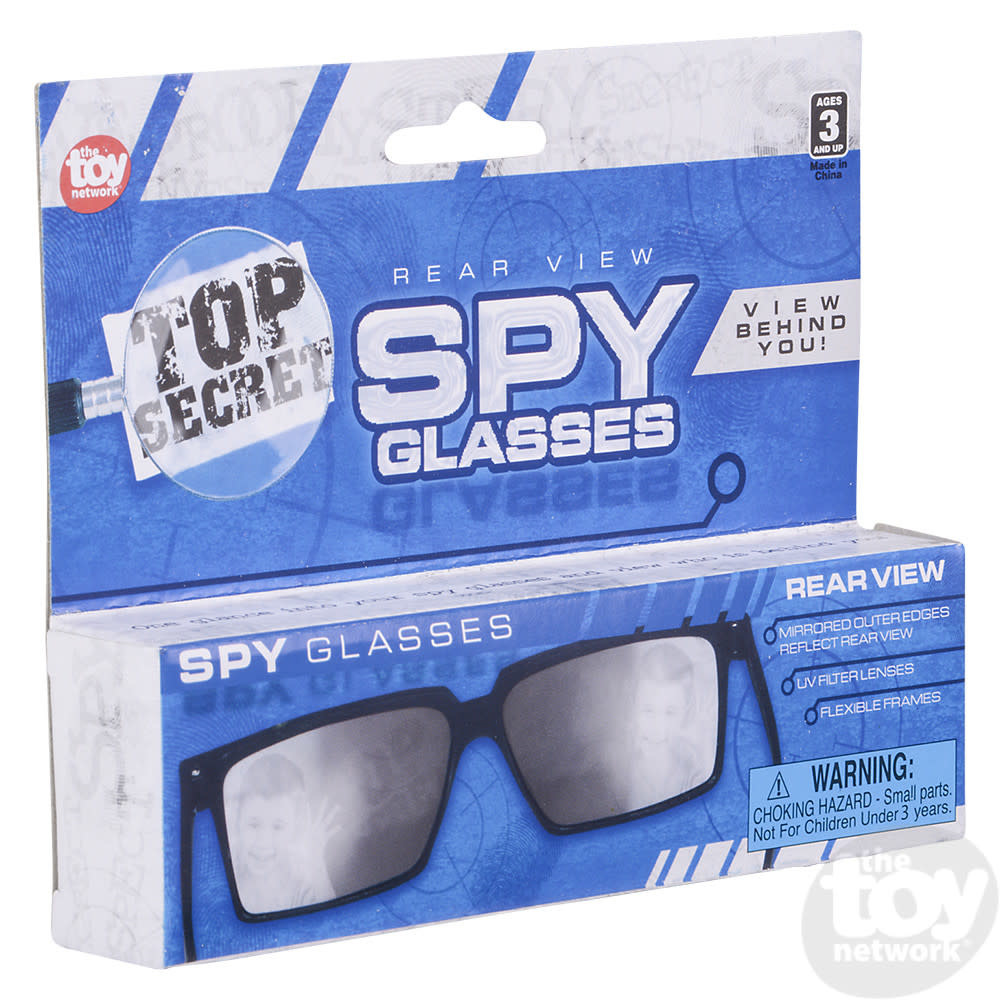 Toy Network Spy Glasses Rear View