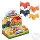 Toy Network Stretch Daschund Dog 4.5in