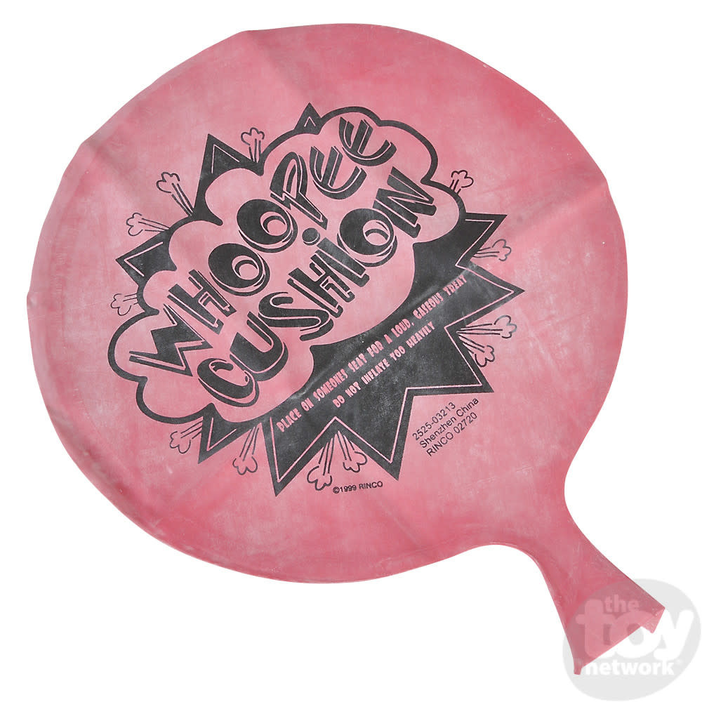 """Toy Network Whoopee Cushion Classic Pink 8"""""""