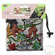 Toy Network Play Set Jungle with Mesh Bag 12pc