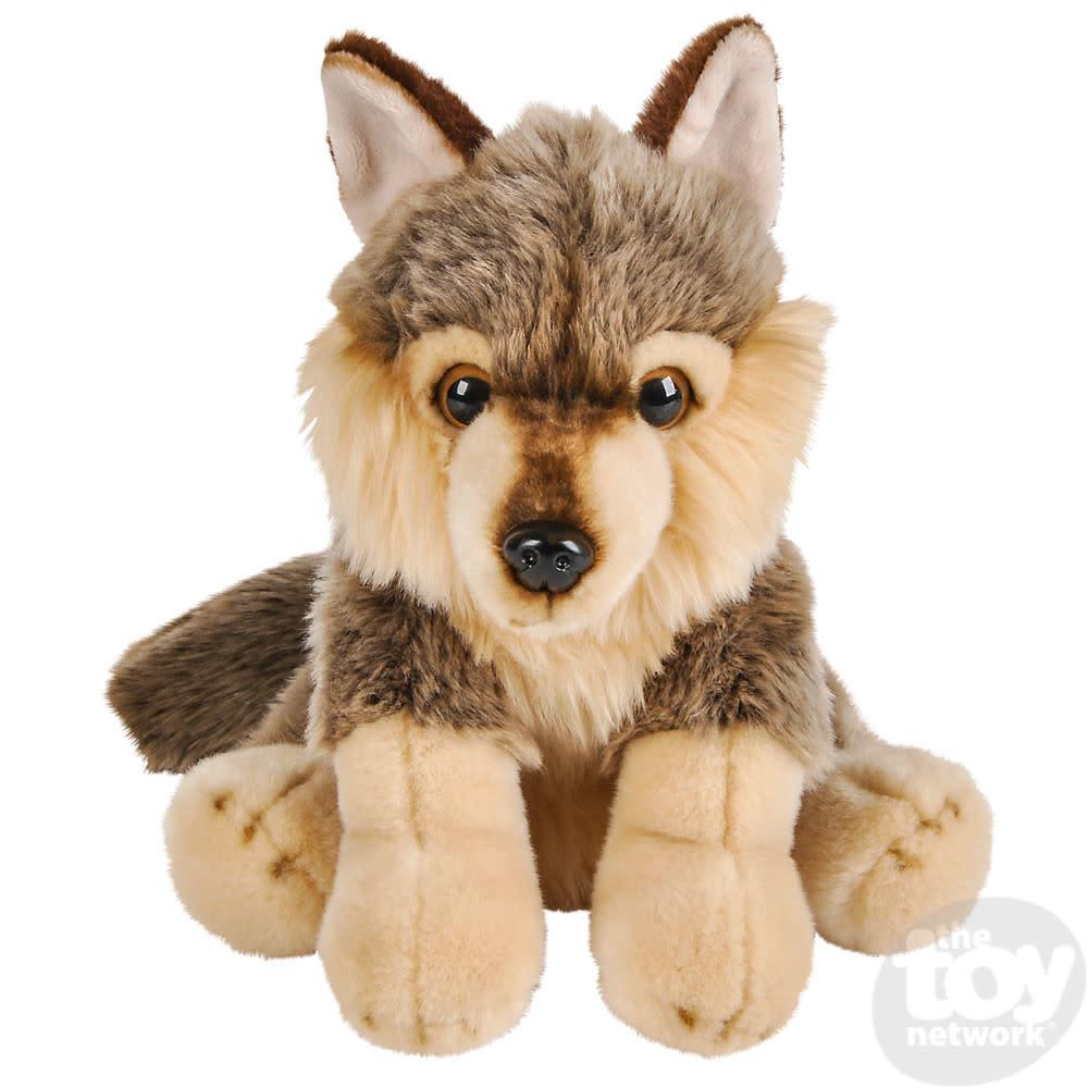 """Toy Network Heirloom Floppy Wolf 12"""""""