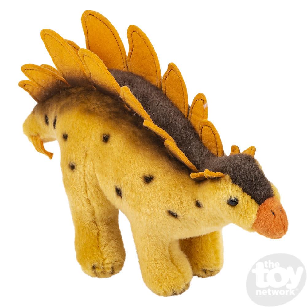"Toy Network Heirloom Dinosaur Stegosaurus Butter Soft Stuffed Animal 9"""