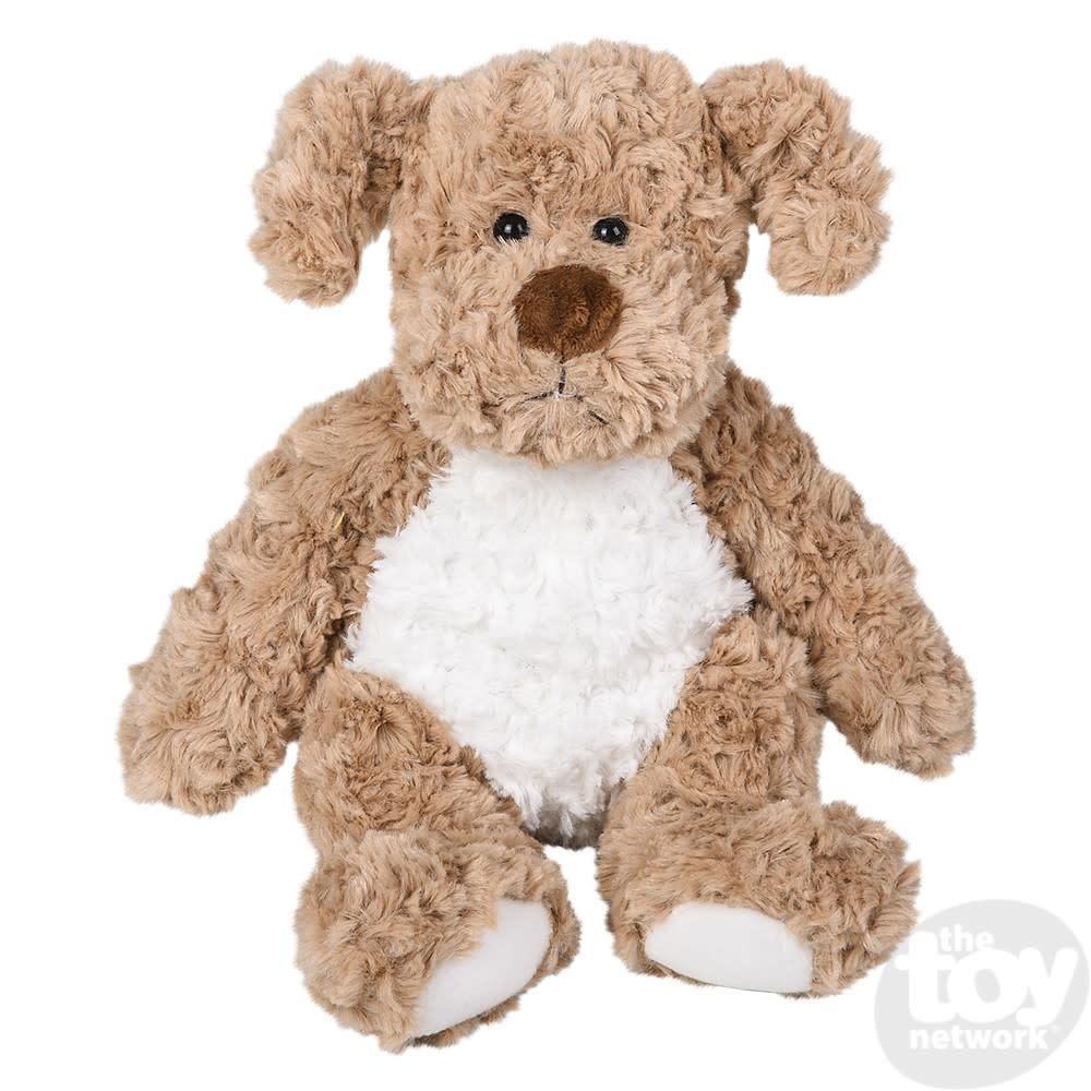 "Toy Network Scruffy Buddies Dog 8"""