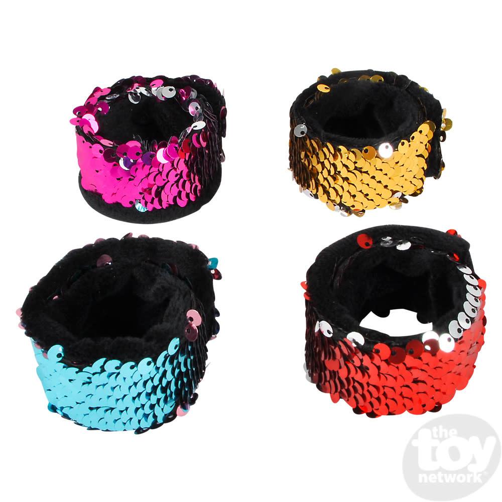 Toy Network Slap Bracelet Sequin