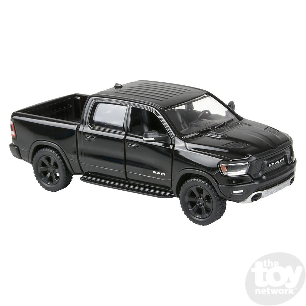 """Toy Network Diecast Pull Back Pickup Truck Dodge Ram 1500 2019 5"""""""