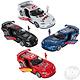 "Toy Network Diecast Pull Back Car Dodge Viper GTS-R 5"""