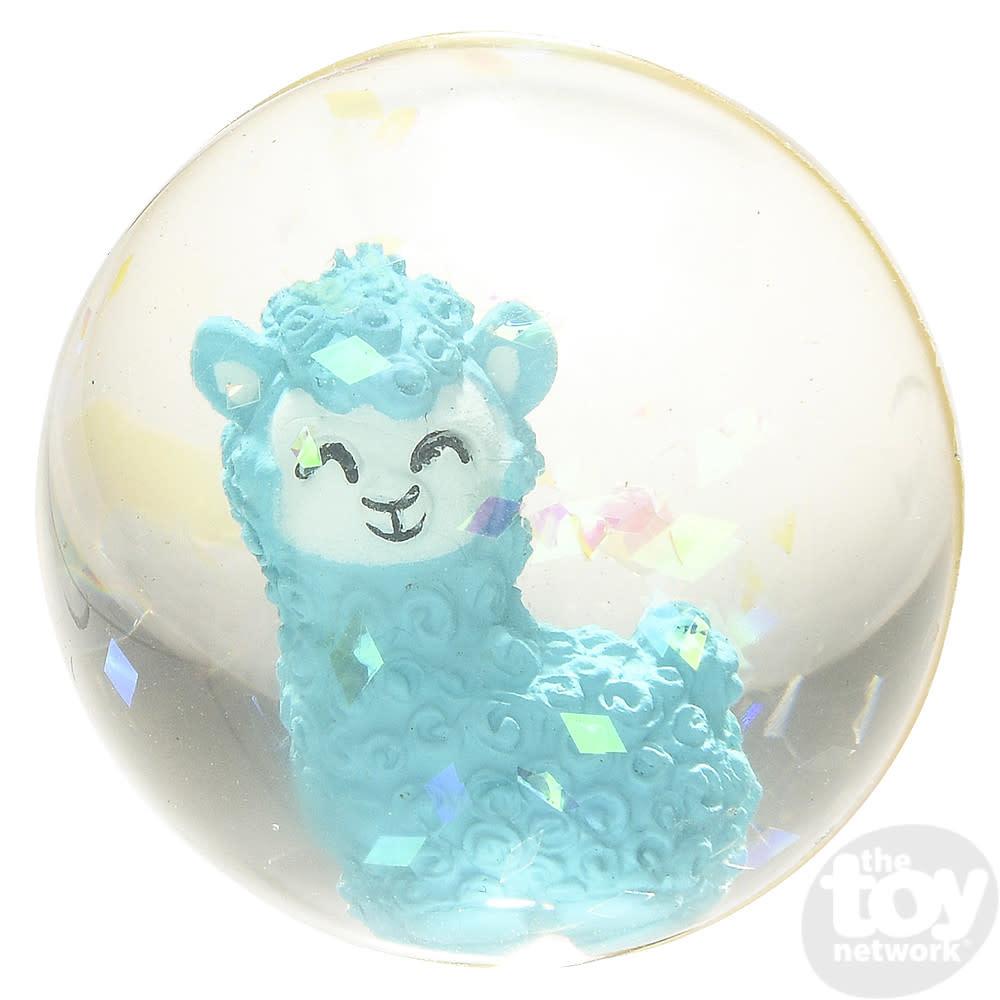 "Toy Network Ball Hi Bounce Alpaca 1.75"" (45mm)"