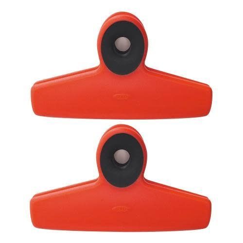 Oxo Good Grips Bag Saver Clips Red 2-pack