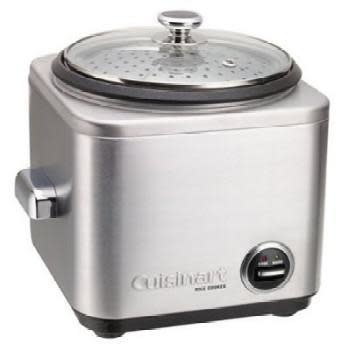 Cuisinart Electric Rice Cooker 4cup Steamer