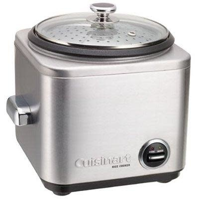 Cuisinart Electric Rice Cooker 8cup Steamer