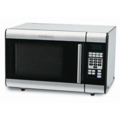 Cuisinart Microwave Stainless Steel 1000 Watts