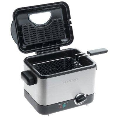 Cuisinart Electric Deep Fryer - Compact 1.2Qt